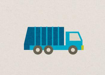 פרויקט הפרדת פסולת בקצרין